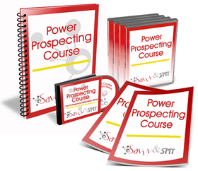 Power Prospecting Course - The Professional Networkers Series Self-Study Video Course