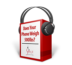 Does Your Phone Weigh 500lbs?